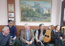 """Венгры в гостях у редакции газеты """"Ёлдаш"""""""