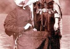 Ирази Темиров с женой