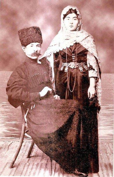 Ирази Темиров с сестрой