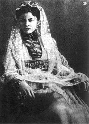 Княжна Нажабат Капланова