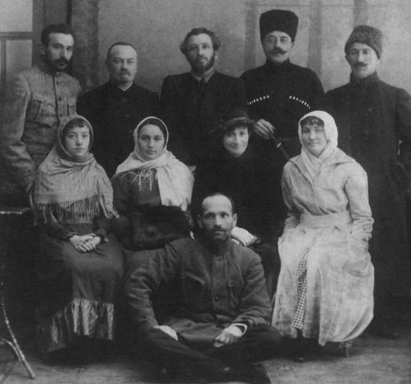 Джелал Коркмасов и Басиат Шаханов