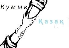 Кумык и Казахк братья навек!