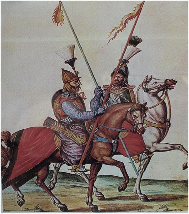 Турецкие кавалеристы – сипахи