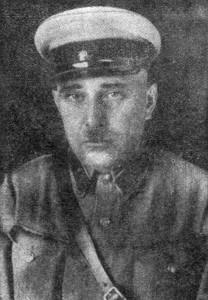 В.Г. Ломоносов НКВД Дагестана
